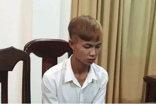 Nguyễn Lâm - nghịch tử giết mẹ (Ảnh: Minh Hằng)