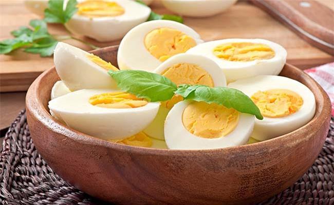 Trứng giúp trẻ cao lớn tự nhiên