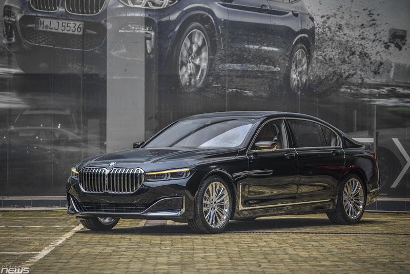 BMW 740Li Pure Excellence 2020. Ảnh: Otofun.