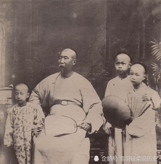 Chùm ảnh bóc trần gia tộc đại thần triều đại nhà Thanh: Con đàn cháu đống, nhan sắc vợ lẽ trẻ tuổi gây chú ý - Ảnh 5.