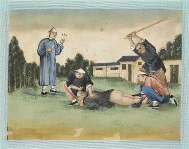 Hình phạt cổ đại Trung Quốc từ nhiều góc độ: Loạt ảnh đưa người xem từ cảm giác mở mang kiến thức đến khiếp sợ vì sự kinh khủng   - Ảnh 5.