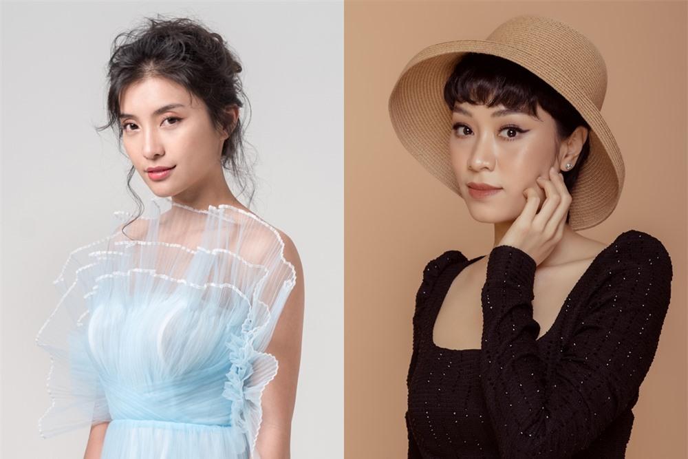 Các khách mời của show gồm có: nhạc sĩ Bảo Chân, ca sĩ Tiêu Châu Như Quỳnh (trái), Minh Thư (phải).