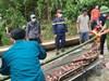 Sạt lở Thủy điện Rào Trăng 3: Đưa được thi thể 1 công nhân ra ngoài, còn 16 người mất tích
