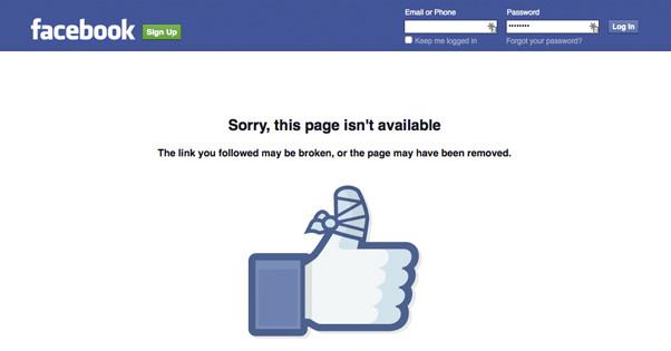 Nguyên nhân các group biến mất khỏi Facebook hiện vẫn chưa được thông tin rõ ràng