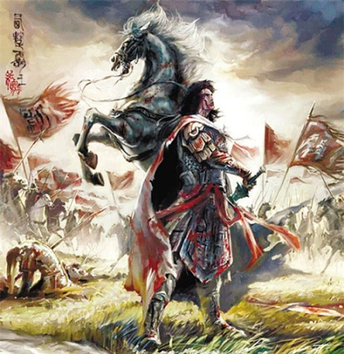 Hán – Sở tranh hùng, Tây Sở Bá Vương Hạng Vũ đại bại trong trận đánh cuối cùng chỉ vì một bài hát dân ca? - Ảnh 8.