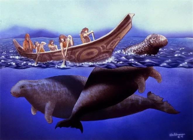 Chỉ mất 27 năm từ khi phát hiện ra đến khi tuyệt chủng, chuyện gì đã xảy ra với con vật khổng lồ dưới biển này? - Ảnh 14.