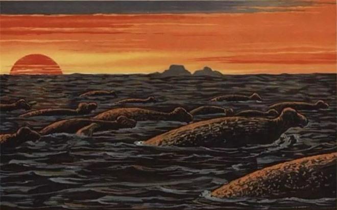 Chỉ mất 27 năm từ khi phát hiện ra đến khi tuyệt chủng, chuyện gì đã xảy ra với con vật khổng lồ dưới biển này? - Ảnh 16.