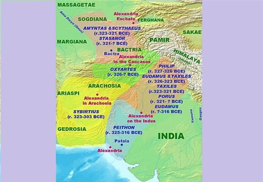 Khám phá cuộc đời Chandragupta - hoàng đế khai mở Vương triều Khổng Tước vĩ đại trong lịch sử Ấn Độ - Ảnh 2.