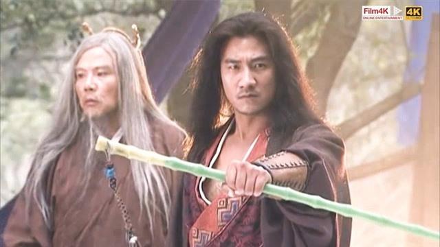 Không phải Hoàng Dược Sư, đây mới là đệ nhất cao thủ dị dung thuật trong phim chưởng Kim Dung - Ảnh 1.