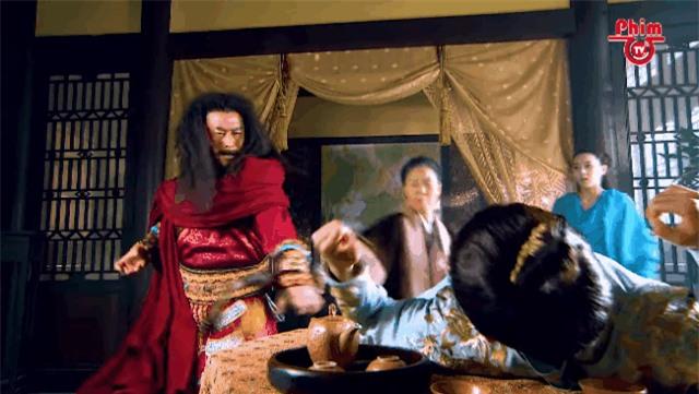 Không phải Hoàng Dược Sư, đây mới là đệ nhất cao thủ dị dung thuật trong phim chưởng Kim Dung - Ảnh 4.