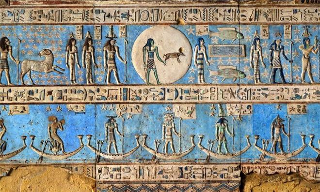 [Video] Phải chăng loài người thời cổ đại đều bị mù màu xanh lam? - Ảnh 5.