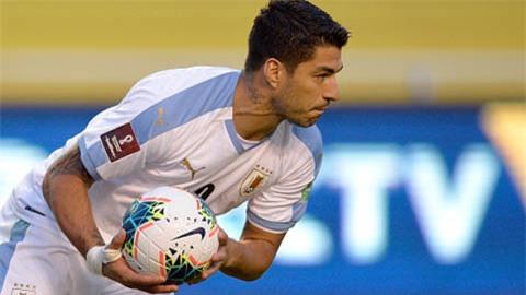 Suarez vượt qua Messi và Ronaldo 'béo' để làm nên lịch sử