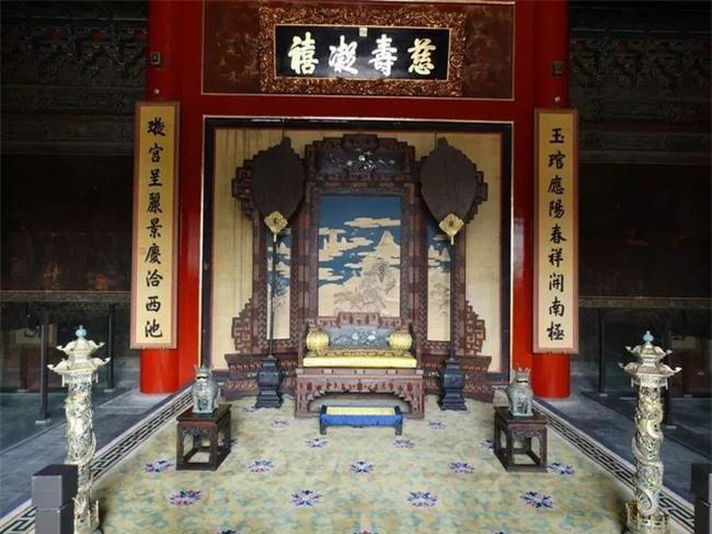 Từ Ninh Cung vốn là nơi ở của hậu phi tiền triều nhà Minh - Thanh nhưng gần như không ai ở từ thời Hoàng đế Khang Hi, rốt cuộc là vì sao? - Ảnh 1.