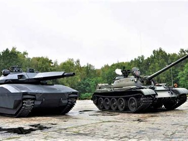 Ba Lan và bài toán xe tăng chiến đấu chủ lực