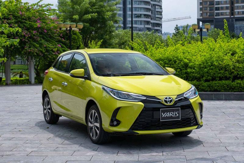 Toyota Yaris 2020. Ảnh: TMV.