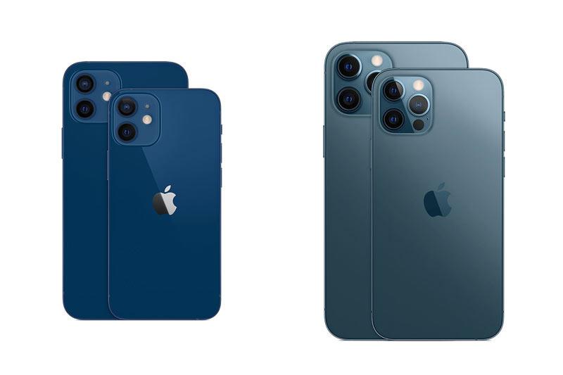 iPhone 12 Series. Ảnh: Apple.