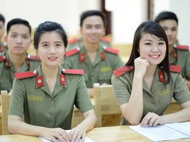 Học viện An ninh nhân dân thông báo tuyển bổ sung năm 2020