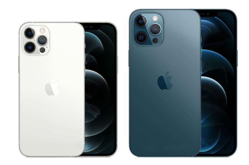 iPhone 12 Pro và iPhone 12 Pro Max.