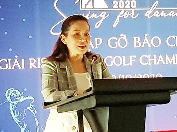 Bà Trương Thị Hồng Hạnh, Giám đốc Sở Du lịch Đà Nẵng