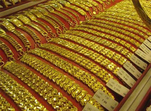Giá vàng trong nước giảm 130 nghìn đồng/lượng - Ảnh 1.