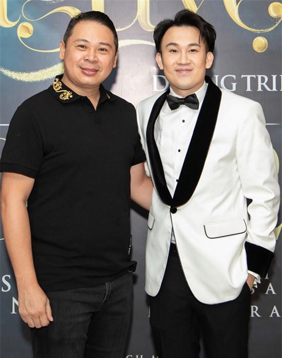 Đạo diễn Hiếu Tâm sẽ chỉ đạo thực hiện liveshow của Dương Triệu Vũ.
