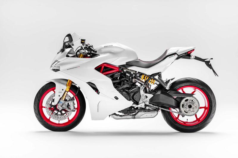 Ducati SuperSport.