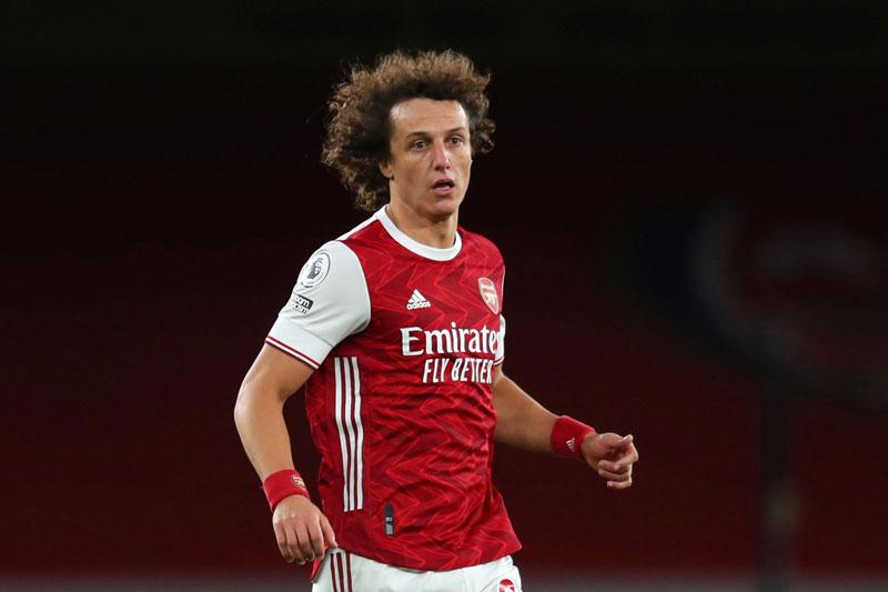 Trung vệ: David Luiz (Arsenal).