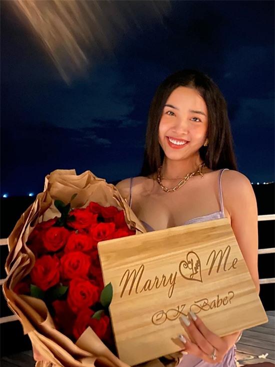 Thuý An dự kiến tổ chức đám cưới đầu năm 2021. Cô mong muốn ngày vui của mình sẽ được tổ chức hoành tráng.