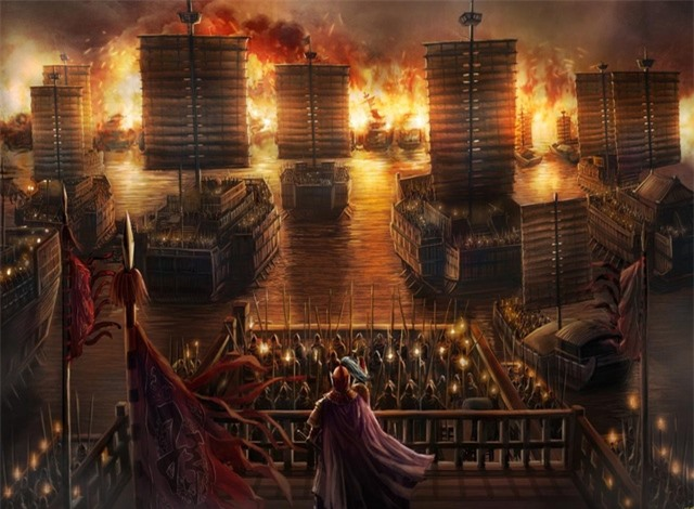 Tào Tháo đại bại trong trận chiến Xích Bích, tội đầu không thể không tính cho vị quân sư này! - Ảnh 2.