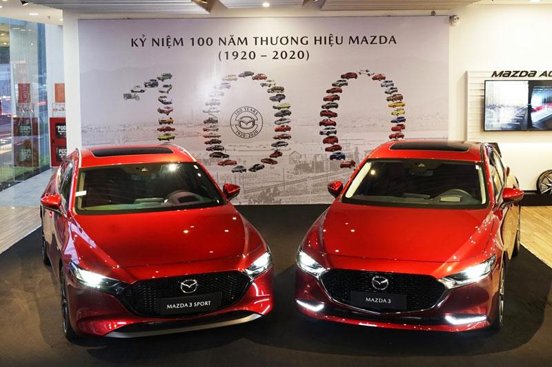 Mazda3 phiên bản đặc biệt.