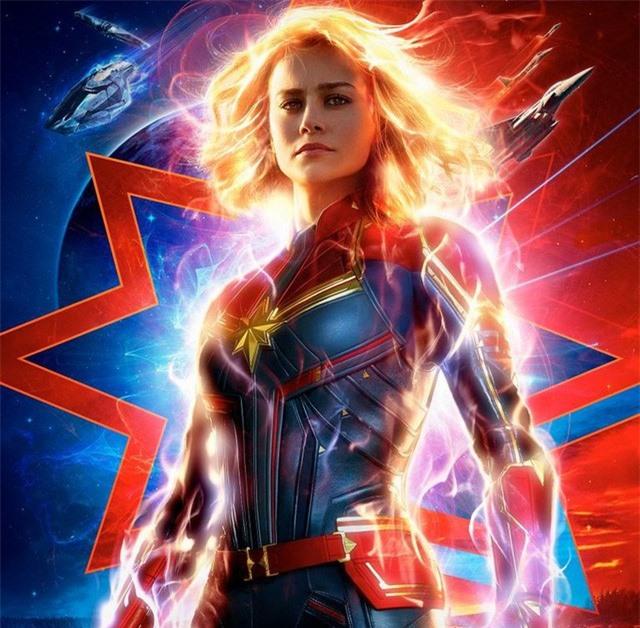 Captain Marvel Brie Larson tự ti về ngoại hình của bản thân - Ảnh 1.