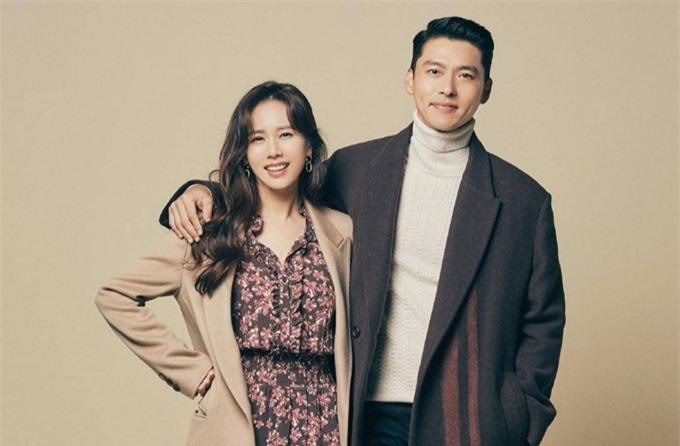 Son Ye Jin và Hyun Bin đóng cặp ăn ý trong phim Hạ cánh nơi anh.