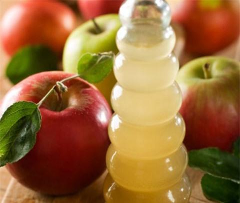 Giấm táo giúp chữa bệnh đau dạ dày rất hiệu quả