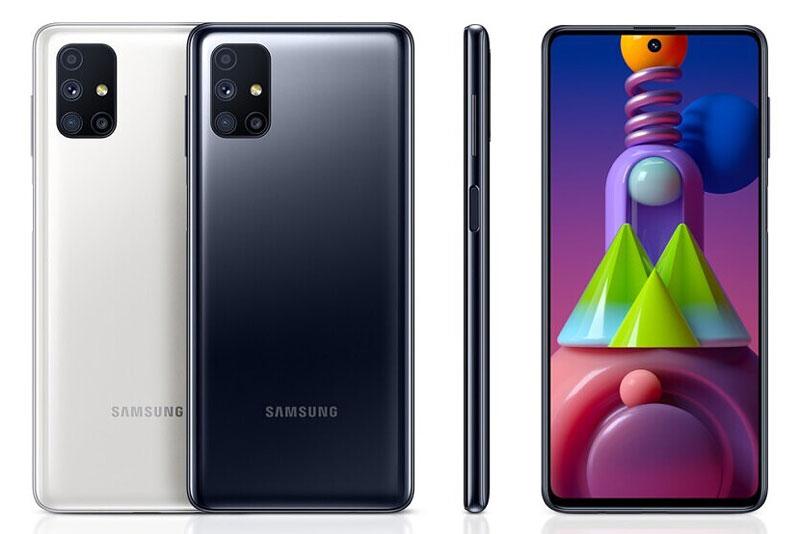 Samsung Galaxy M51.
