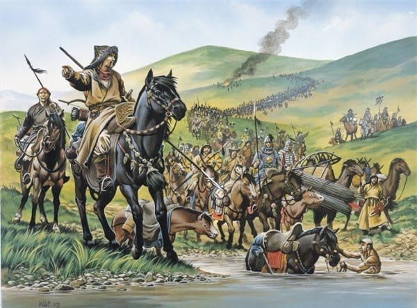 Vừa tranh được ngôi báu, vì sao Hoàng đế Minh triều Chu Đệ phải nhanh chóng cho dời đô từ Nam Kinh đến Bắc Kinh? - Ảnh 4.
