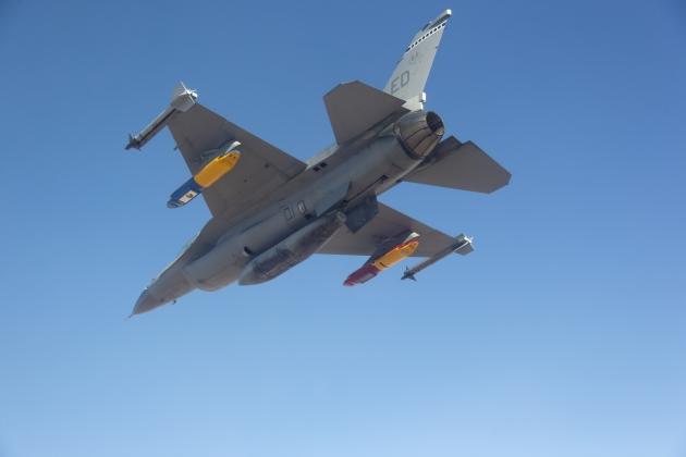 Tiêm kích Mỹ sẽ được trang bị hệ thống phòng thủ laser. Ảnh: Avia-pro.