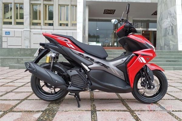 Yamaha NVX 2021 có giá bán từ 53 triệu đồng.