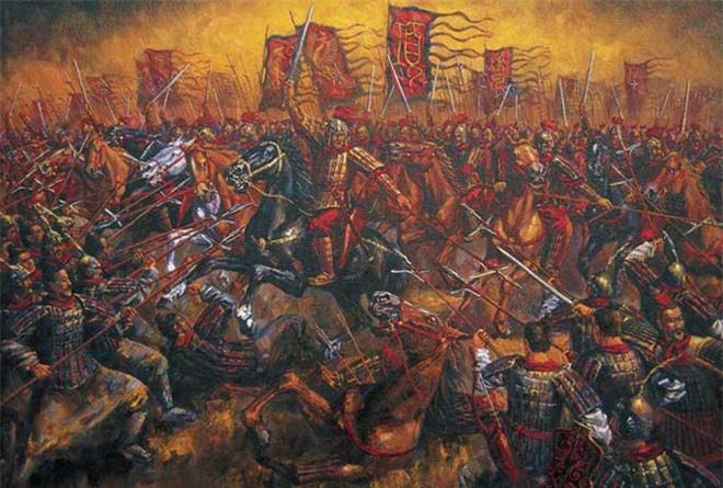 Mưu Thánh đặc biệt trong lịch sử Trung Hoa: Tài thao lược ăn đứt Gia Cát Lượng - Đây là minh chứng - Ảnh 4.