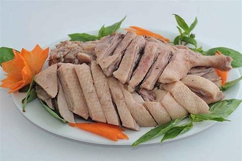 Người mắc bệnh gout khong nên thịt vịt