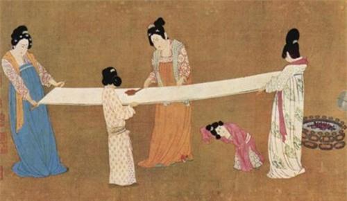 Người Trung Quốc được cho là đã phát minh ra giấy vệ sinh
