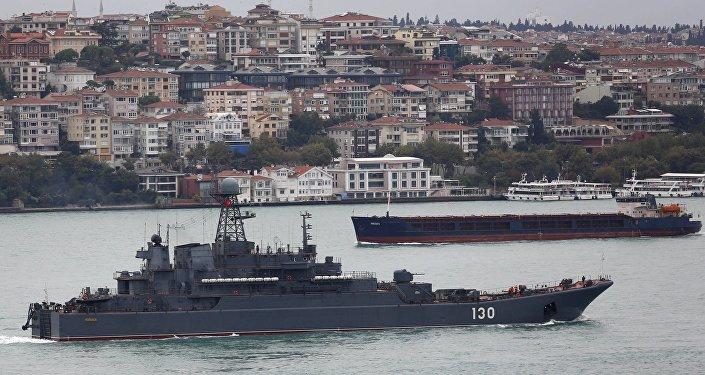NATO đang để ngỏ khả năng chặn eo biển Gibraltar và Bosphorus đối với tàu hải quân Nga. Ảnh: Avia-pro.