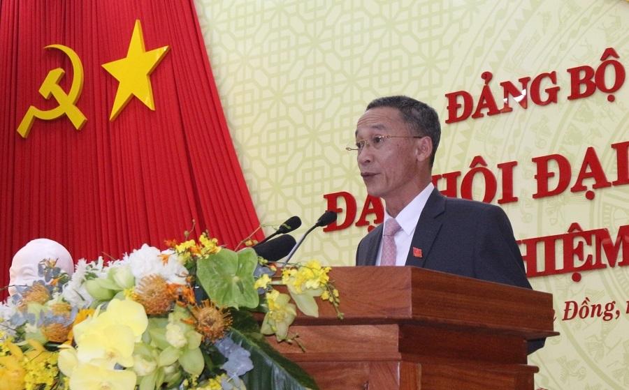 Tân Chủ tịch UBND tỉnh Lâm Đồng Trần Văn Hiệp.