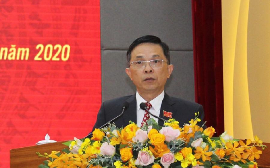 Tân Phó Chủ tịch UBND tỉnh Lâm Đồng Đặng Trí Dũng (Ảnh: Báo Lâm Đồng).