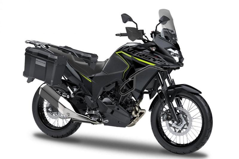Kawasaki Versys-X 300 City 2021.