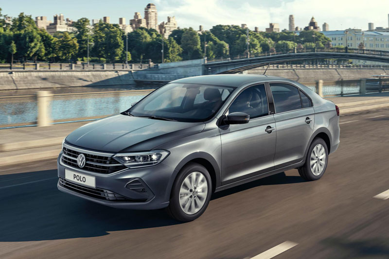 5. Volkswagen Polo (doanh số: 5.642 chiếc).
