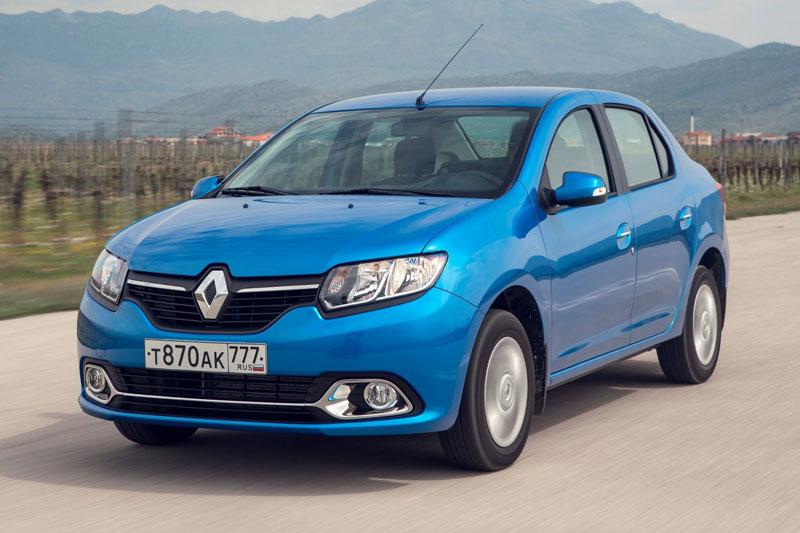7. Renault Logan (doanh số: 3.926 chiếc).