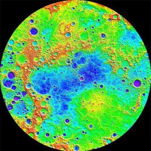 Giải mã bí ẩn kì lạ trên bề mặt Sao Thủy - 1