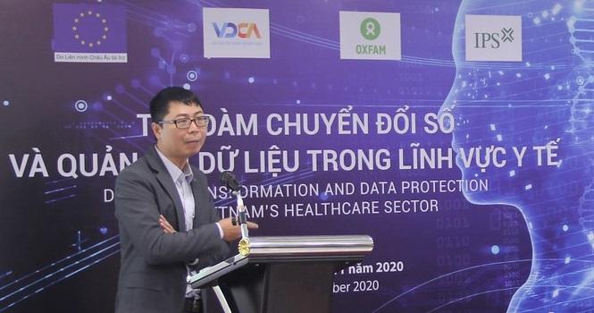 ông Nguyễn Quang Đồng, Viện trưởng Viện Nghiên cứu Chính sách và Phát triển Truyền thông (IPS).