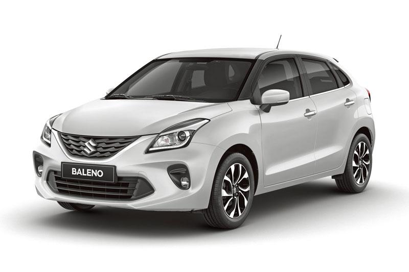 2. Suzuki Baleno (doanh số: 21.971 chiếc).