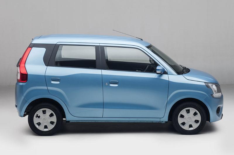 3. Suzuki Wagon R (doanh số: 18.703 chiếc).